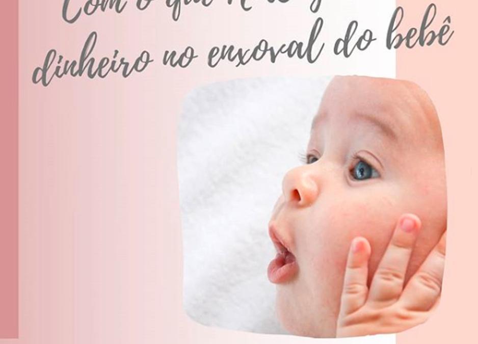 Com o que NÃO gastar dinheiro no enxoval do bebê