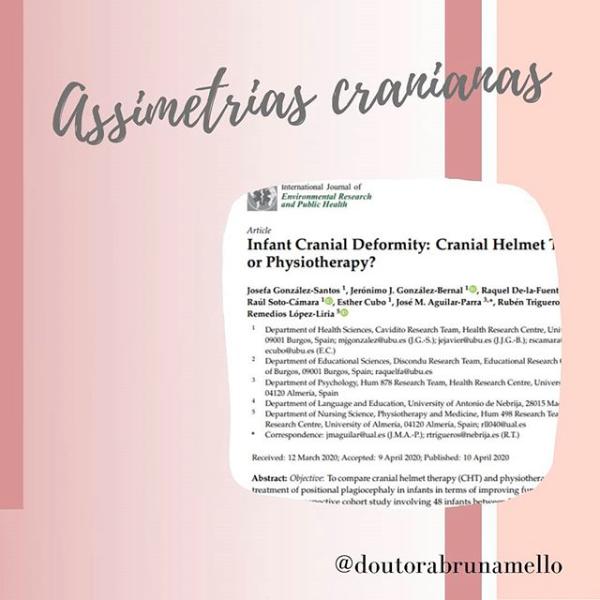 Assimetrias Cranianas